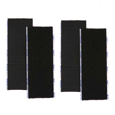"Velcro Strips1""x 6"" (2)"