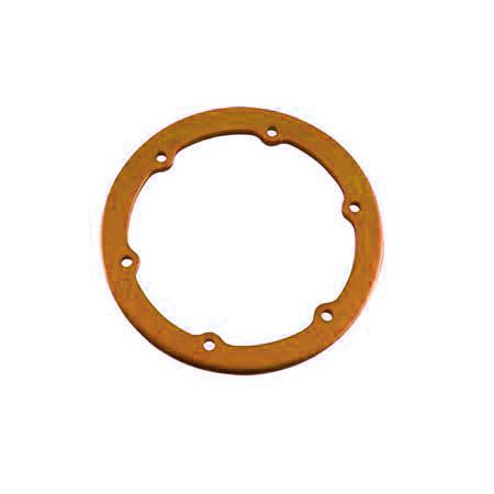Axial 1.9 Beadlock Ring-orange (2pcs)