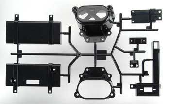 Tamiya Ford F350 R parts