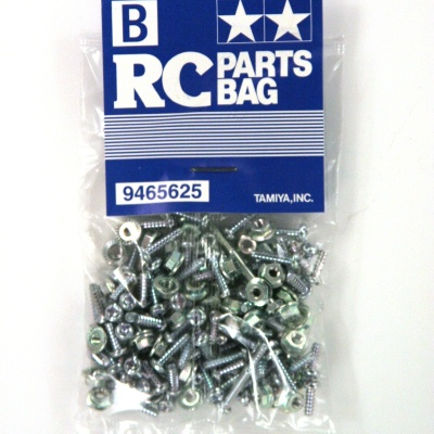 Tamiya Clod Buster parts bag B