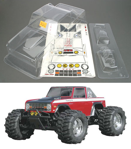 Hpi 1973 Ford Bronco Body 7179