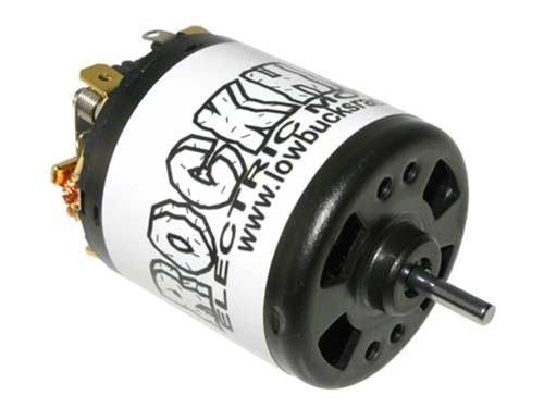 Low Bucks Racing 55T Crawler Motor