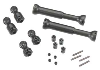 MIP CVD Drive Shaft Set (2) Axial Wraith  MIP11116