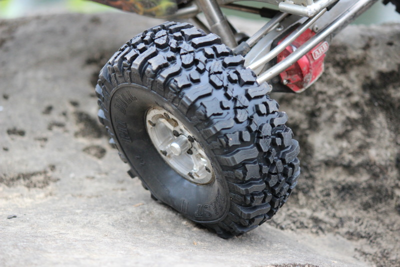 NEW! Pit Bull 2.2 Rock Beast II Scale Tires with Komp Kompound