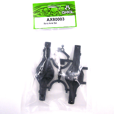 Axial Solid Axle Set AX80003