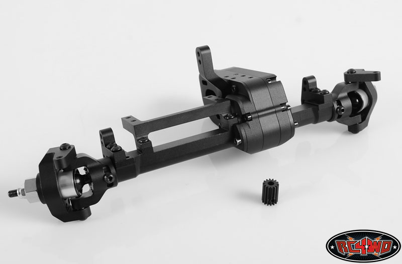 Bully 2 Competition Crawler Front Axle Z-A0012