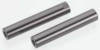Axial AX30517 Threaded Aluminum Pipe 6x33mm Grey (2)