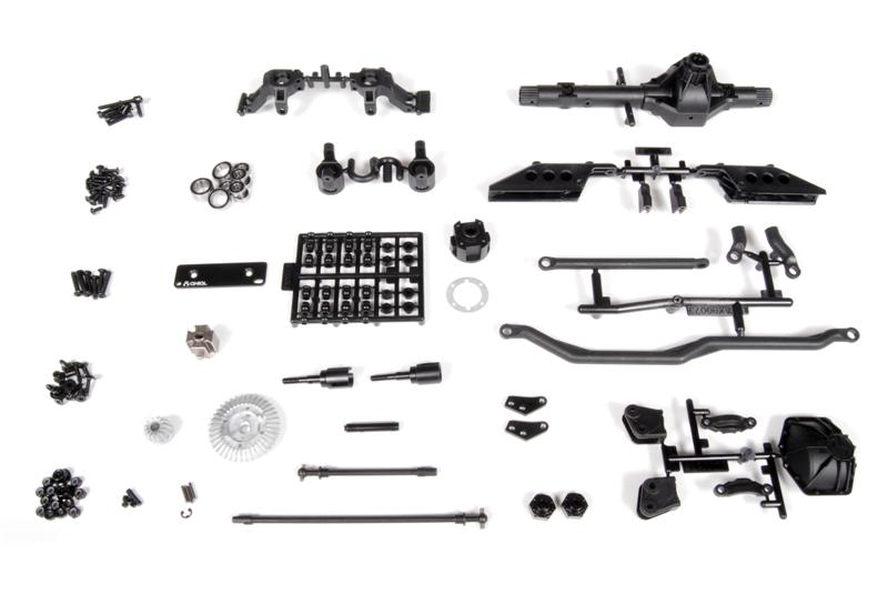 AX30831 AR60 OCP Front Axle Set (Complete)