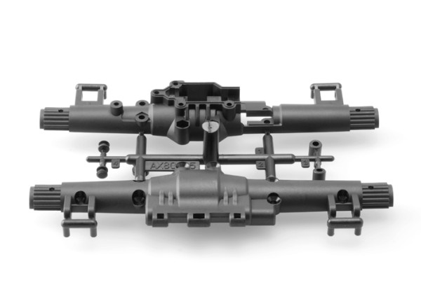 AX80065 Axial Rear Axle Case Set