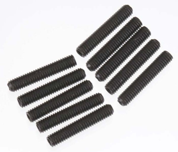AXA186 Set Screw M3x16mm Black Oxide  AXA186