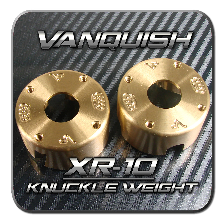 XR-10 Brass Knuckle Weight VPS02800