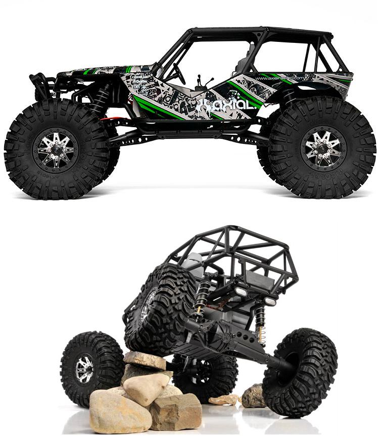 Axial Wraith Rock Racer Buggy RTR