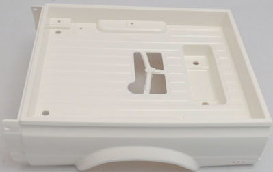 Tamiya Hilux Rear Body