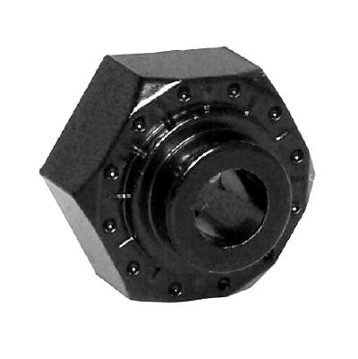 Axial Racing 12mm Black Aluminum Hub ax30429