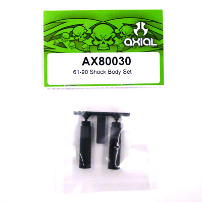 Axial 61 - 90 Shock Body Set (2Pcs.) AX80030