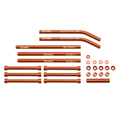 AX10 Scorpion Color Packs (Orange) axa1410