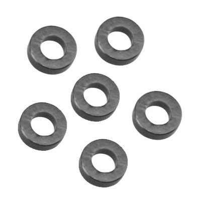 2x3x6mm Spacer (Grey)(6pcs.) axa1414