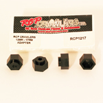 RCP Crawlers  12mm ~ 17mm Wheel Adaptor (4)
