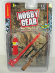 Hobby Gear 1:10 Scale Extinguisher, Jack, Rifle