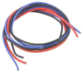 Integy Silver Plated 20G Flex Wire Set.