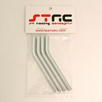 STRC 30 Deg. Bent Suspension Links (Silver)