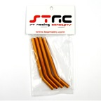 STRC 30 deg. bend threaded suspension links (Orange)