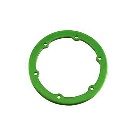 Axial 1.9 Beadlock Ring-green (2pcs)