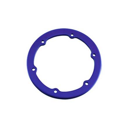 Axial 1.9 Beadlock Ring- blue (2pcs)