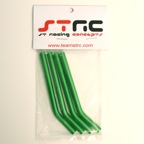 STRC 30 Deg. Bent Suspension Links (Green)