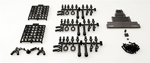 Axial SCX10 12.3 WB TR Aluminum Links Upgrade Set (313mm) AX30550