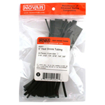 Novak 5851 6&quot; Novak Heat Shrink Tubing Asst (24)