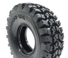 Team Ottsix Racing 2.2 Voodoo U4 Tire SILVER