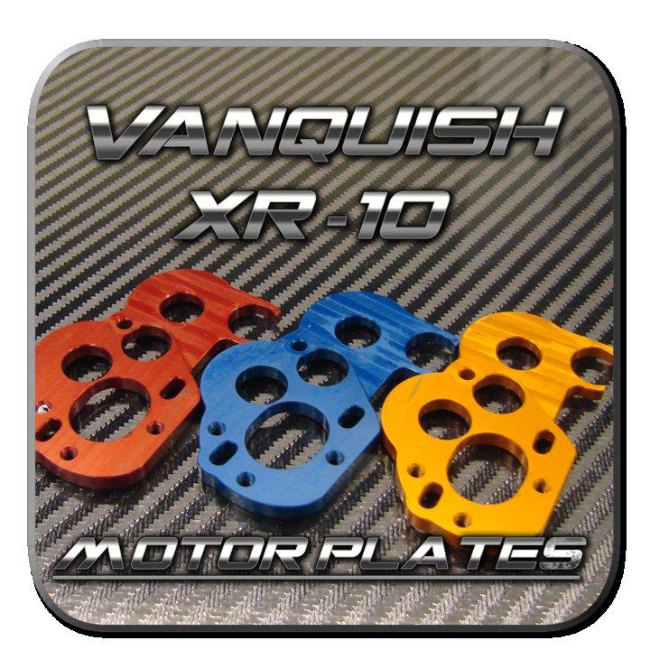 XR-10 VP MOTOR PLATE VPS02341