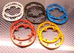 VANQUISH 2.2 SLW Beadlock Rings (RAW)