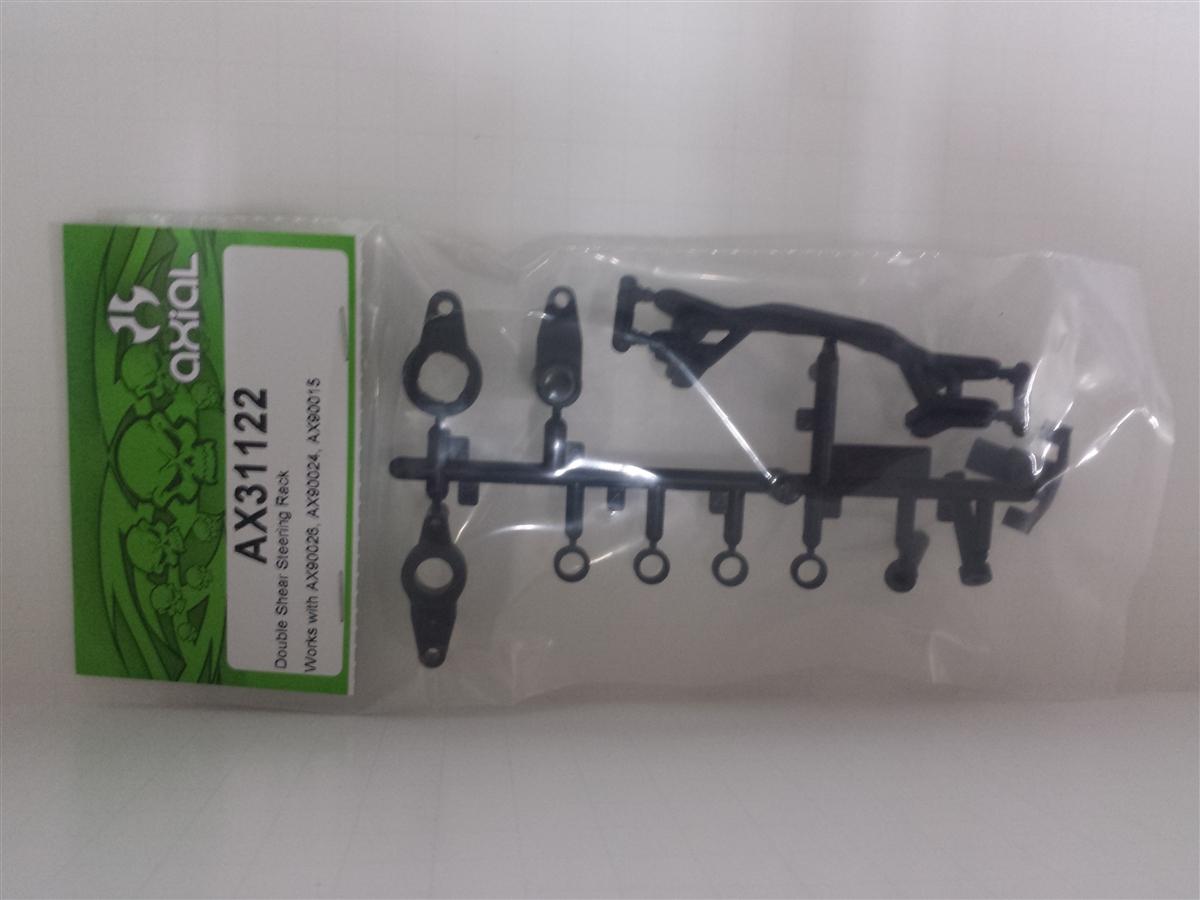 Axial Racing Double Shear Steering Rack Yeti AX31122