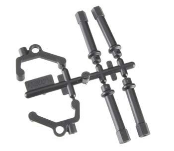AX80019 3 link holder parts tree