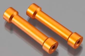 Axial 7x30mm Orange (2) AXA1398