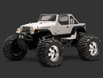 Hpi Jeep Wrangler Rubicon Body 7182