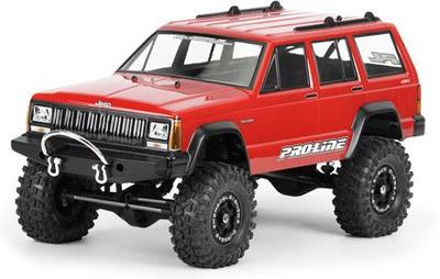 Proline 1992 JEEP� CHEROKEE CLEAR BODY FOR 1:10 SCALE CRAWLERS