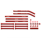 AX10 Scorpion Color Packs (Red) axa1408