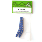 Axial Machined Hi-Clearence Links (Blue) (2pcs) AX30467