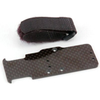 Losi Mini Crawler Carbon Fiber Servo/Battery Tray