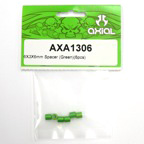 6x3x6mm Spacer (Green)(6pcs.) axa1306