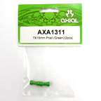 Axial 7x15mm Post (Green)(2pcs) axa1311