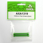 Axial 7x55mm Post (Green)(2pcs) axa1319