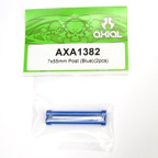 Axial 7x55mm Post (Blue)(2pcs) axa1382