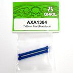 Axial 7x65mm Post (Blue)(2pcs) axa1384