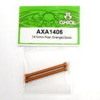 Axial 7x70mm Post (Orange)(2pcs) axa1406