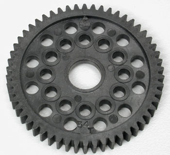Traxxas .8 Mod (32 Pitch), 54 Tooth Spur Gear.