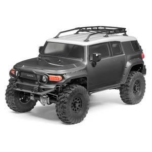 Venture Toyota FJ Cruiser RTR, 1/10 Scale, 4WD, Brushed, Gunmetal, w/ 2.4GHz Radio System GREY